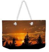 Colorfrul Sunset I Weekender Tote Bag