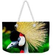 Colorful Bird Weekender Tote Bag