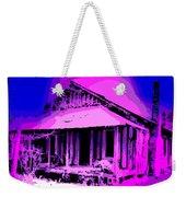 Colorful Cracker House Weekender Tote Bag