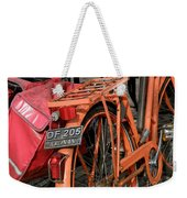 Colorful Dutch Bikes Weekender Tote Bag