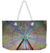 Colorful Fair Wheel Weekender Tote Bag