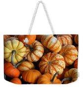 Colorful Gourds Weekender Tote Bag