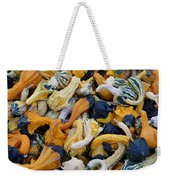 Colorful Mix Of Gords Weekender Tote Bag