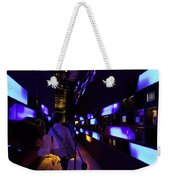 Colorful Passage Inside The Singapore Flyer Weekender Tote Bag