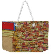 Colorful Stacked Stone Weekender Tote Bag