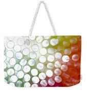 Colorful Straws Weekender Tote Bag