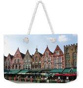 Colors Of Brugge Weekender Tote Bag