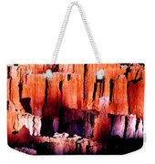 Colors Of Bryce Weekender Tote Bag