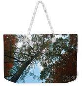 Colors Of Fall Weekender Tote Bag
