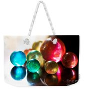 Colors Of Life Weekender Tote Bag