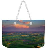 Colors Of The Palouse Weekender Tote Bag