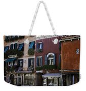 Colors Of Venice Weekender Tote Bag