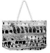 Colosseum In Rome Itlay - Interior - C 1904 Weekender Tote Bag