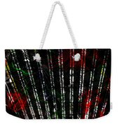 Colours Are Canned  Weekender Tote Bag