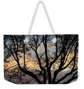 Colours Of The Dusk Weekender Tote Bag