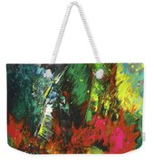 Colours Symphony Weekender Tote Bag