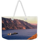 Columbia River Weekender Tote Bag