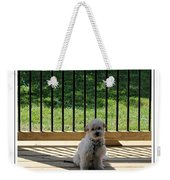 Come Out And Play With Me Weekender Tote Bag