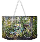 Come Ride With Me Weekender Tote Bag