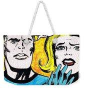 Comic Strip Weekender Tote Bag