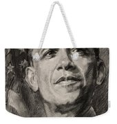 Commander-in-chief Weekender Tote Bag by Ylli Haruni