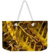 Commensal Shrimp Weekender Tote Bag