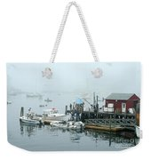 Commercial Lobster Dock Weekender Tote Bag