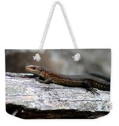 Common Lizard Weekender Tote Bag