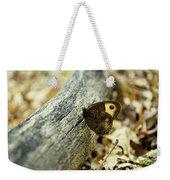 Common Wood-nymph Weekender Tote Bag