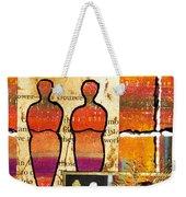 Companions I Weekender Tote Bag