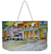 Company Street Weekender Tote Bag