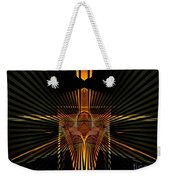 Complex Structure Weekender Tote Bag