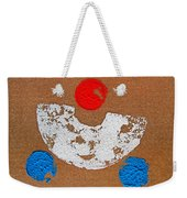 Composition Auto Weekender Tote Bag