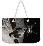 Concept Of The Orion Crew Exploration Weekender Tote Bag
