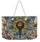 Concerning The Philosophical Stone, 1678 Weekender Tote Bag