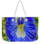 Conch Flower Weekender Tote Bag