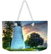 Concord Point Lighthouse 2 Weekender Tote Bag