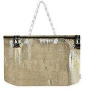 Concrete And Metal Weekender Tote Bag