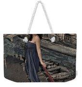 Concrete Velvet 1 Weekender Tote Bag