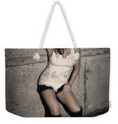 Concrete Velvet 24 Weekender Tote Bag