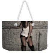 Concrete Velvet 26 Weekender Tote Bag