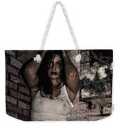 Concrete Velvet 37 Weekender Tote Bag