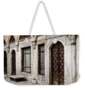 Concubine  Court Weekender Tote Bag by Joan Carroll