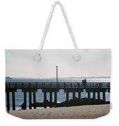 Coney Island Coast Weekender Tote Bag