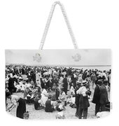 Coney Island New York - 1912 Weekender Tote Bag