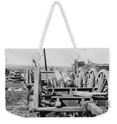 Confederate Cannon Weekender Tote Bag