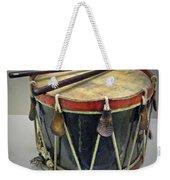 Confederate Drum Weekender Tote Bag