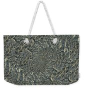 Confetti Twister Weekender Tote Bag
