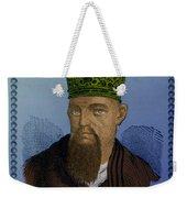 Confucius, Chinese Philosopher Weekender Tote Bag