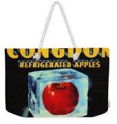 Congdon Refrigerated Apples Weekender Tote Bag